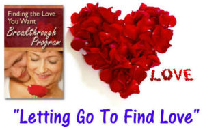Letting Go to Find Love
