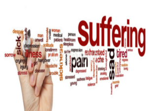 Suffering from the effects of panic attacks