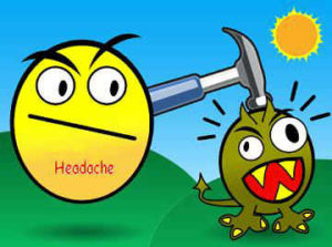 Using EFT to Release Headache Pain